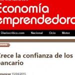 Crece la confianza de los clientes en el sector bancario   Diariocrítico.com