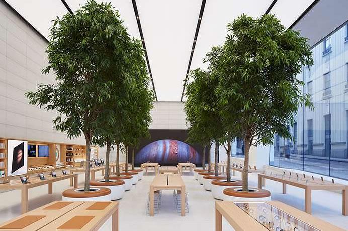 Apple revoluciona el retail de la mano de Jonathan Ive
