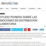ESTUDIO PIONERO SOBRE LAS EMOCIONES EN DISTRIBUCION ALIMENTARIA   deNoticias