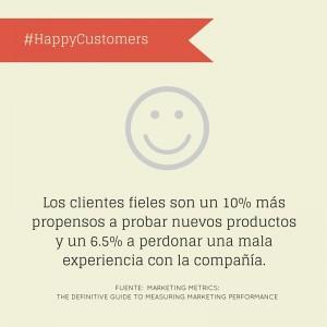Fidelidad y Experiencia de Cliente