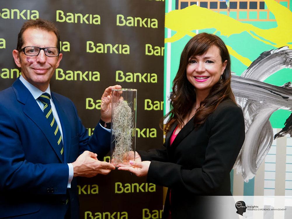 Bankia mejor evolución EMO Index 2 años