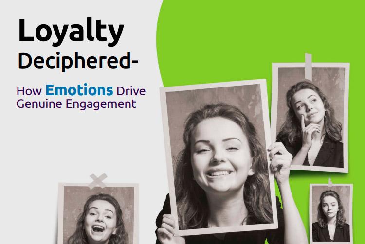 El 80% de los directivos afirma que su marca comprende las emociones de sus clientes, pero solo el 15% les da la razón