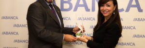 ABANCA recibe galardón EMOFriendly Bank