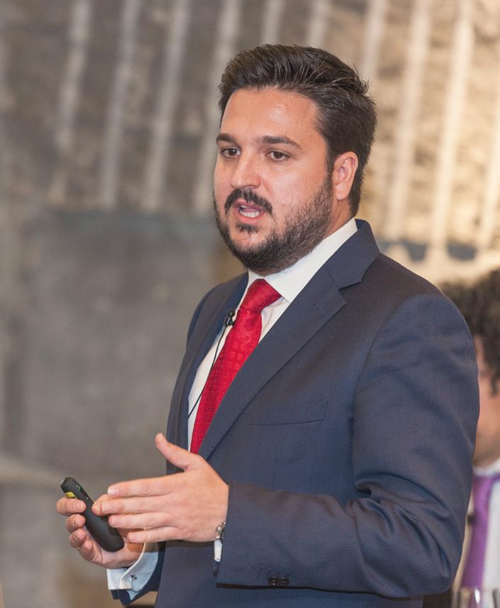 Gonzalo Martín-Vivaldi, COO & partner de EMO Insights