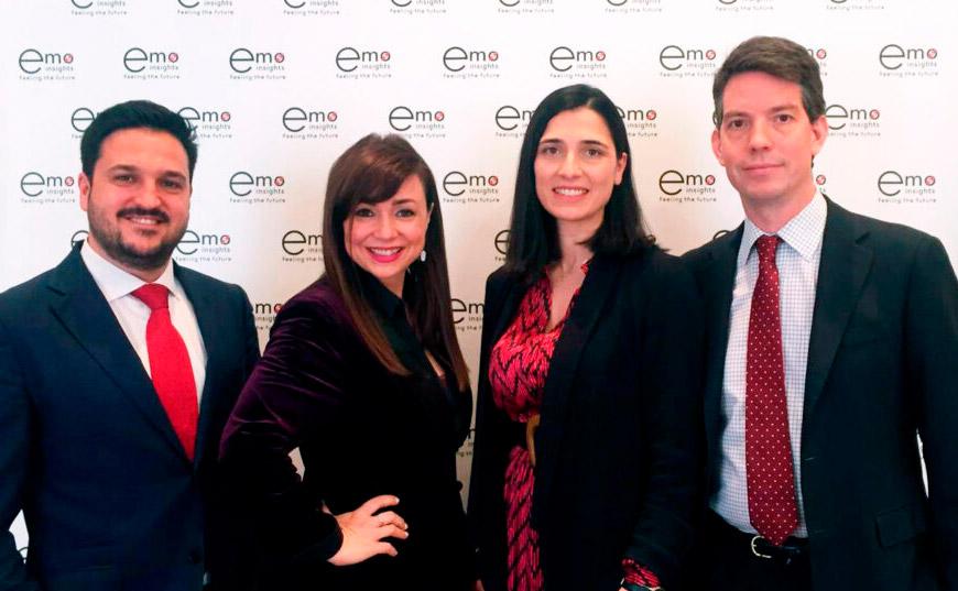 EMO Insights presentó el 7° Estudio de Emociones en Banca desvelando los ganadores de los III Premios EMOFriendly Banks