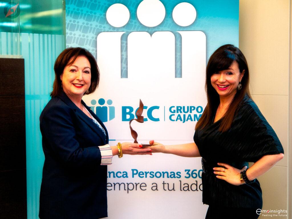 Cajamar premios EMOFriendly Banks