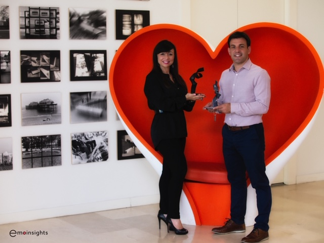 EMO Insights entrega el premio EMOFriendly Bank a ING