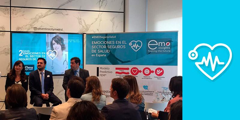 Octubre, el mes de la llamada a participar en el 3er Estudio de Emociones en el Sector Seguros de Salud