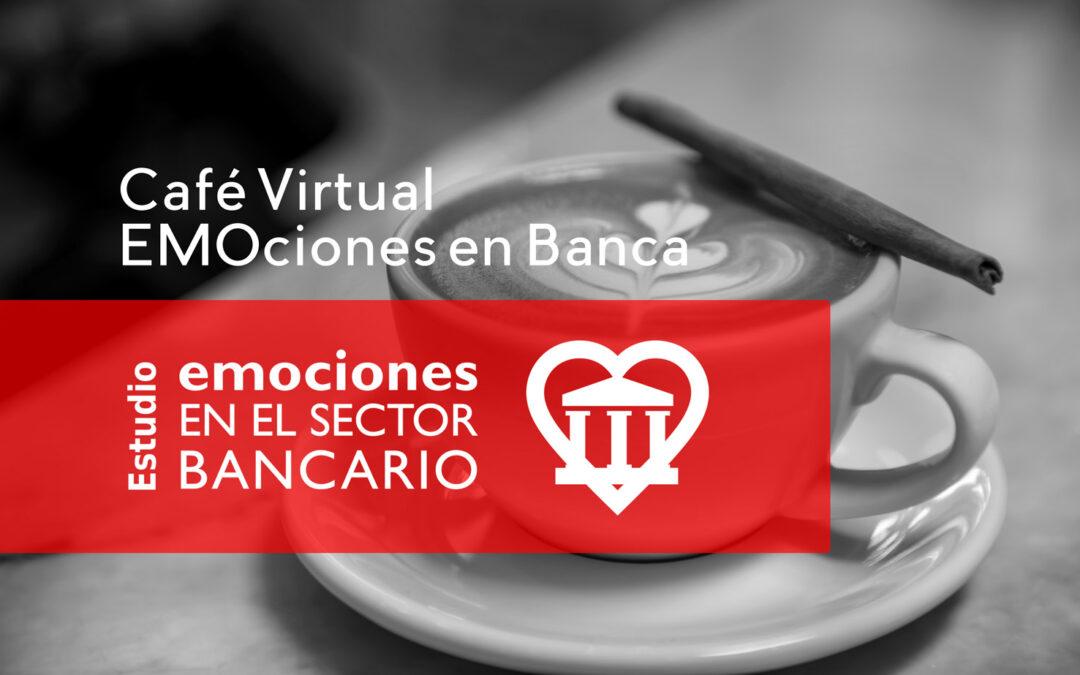 EMO Insights realiza un Café Virtual de Emociones en Banca en marzo como marco de reflexión