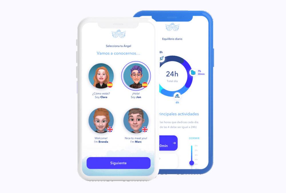 Una app que mide la salud y el escudo inmune basada en emociones